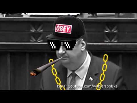 Poseł PiS ripostą zmasakrował Niesiołowskiego HIT! (Thug Life)