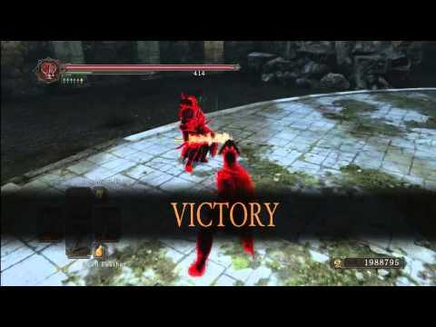 Dark Souls 2 PvP - Regenerator Tank Build, 2700 HP And 1000+ Physical DEF. (SL 130)