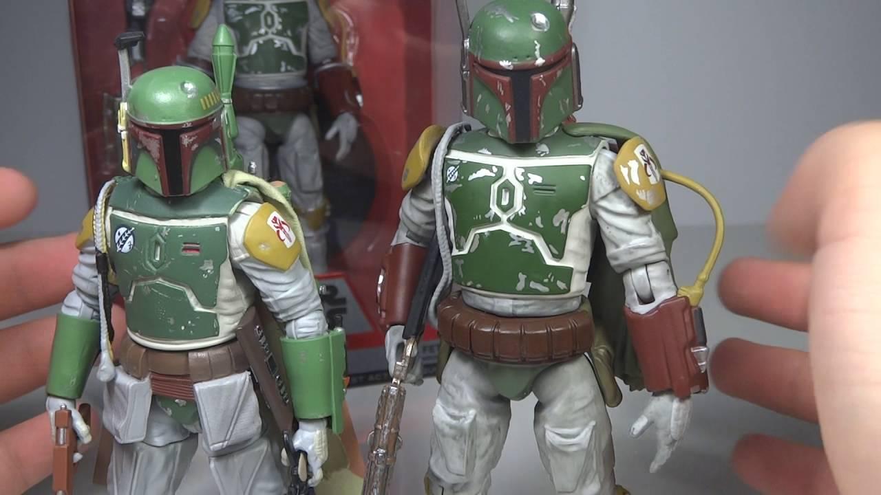 Boba Fett Action Figure Star Wars Die Cast