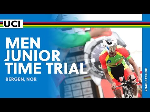 2017 UCI Road World Championships - Bergen (NOR) / Men's Junior Time Trial