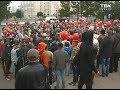 Митинг против пенсионной реформы прошел в Красноярске