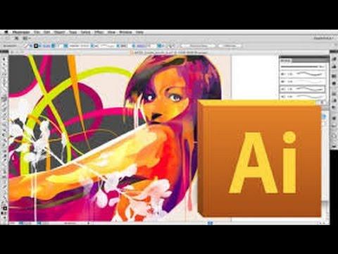 Khmer learning .how to design logo in adobe part 7