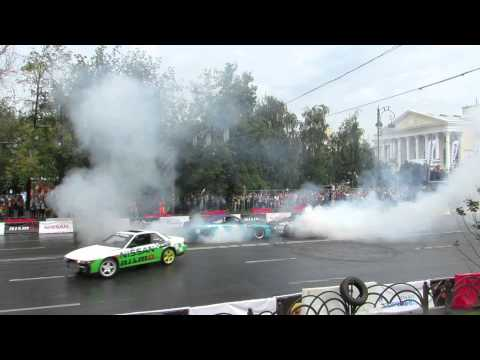 Nismo G-Drive Show