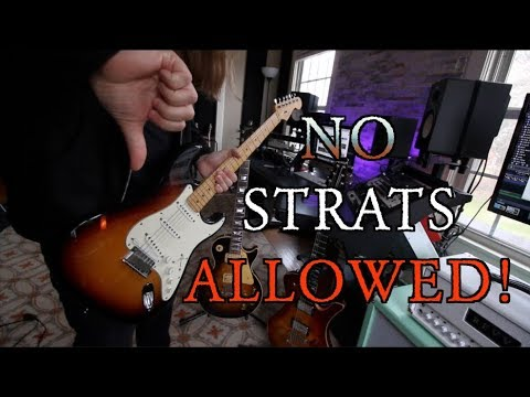 10 Riffs You Should Never Play On A Strat ... Played On A Strat!