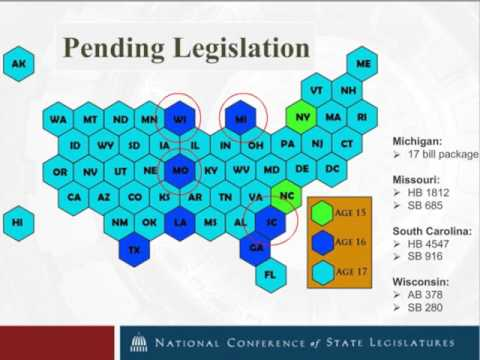 webinar | State Action: The Age of Juvenile Court Jurisdiction