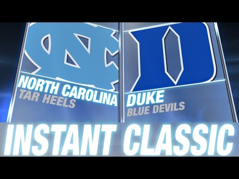 Instant Classic: North Carolina vs Duke Full Game | February 18, 2015