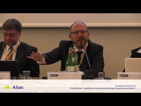 Liability for innovative technologies