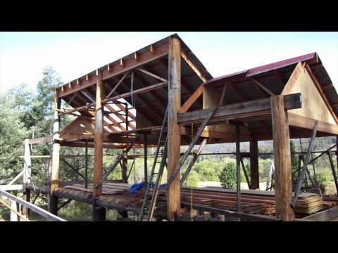Building A Wooden Home