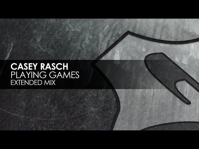 Casey Rasch - Playing Games