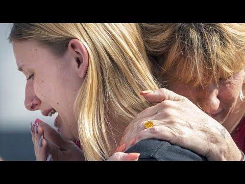 High school sophomore describes deadly school shooting
