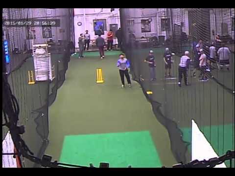 Nj challangers bowling practice