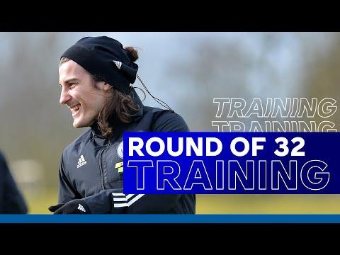Foxes Train Ahead Of Europa League Decider | Leicester City vs. Slavia Prague | 2020/21