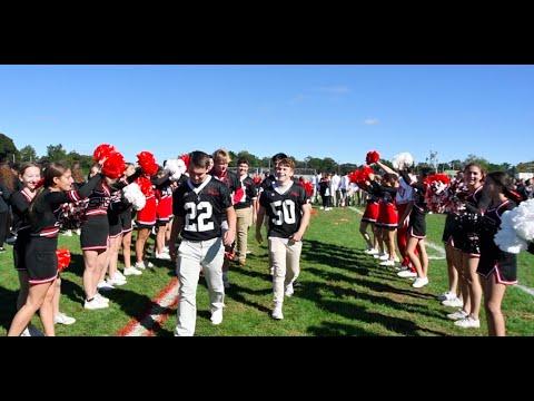 Syosset Varsity Football-2018 season