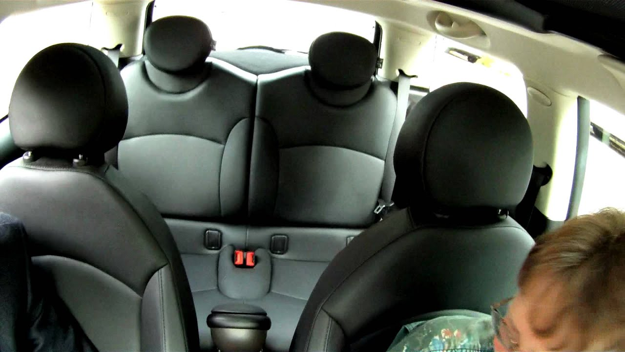 mini cooper interior back seat. backseatroom somdalens mini cooper interior back seat