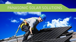 Panasonic HIT® - Solar Solutions for Installers.