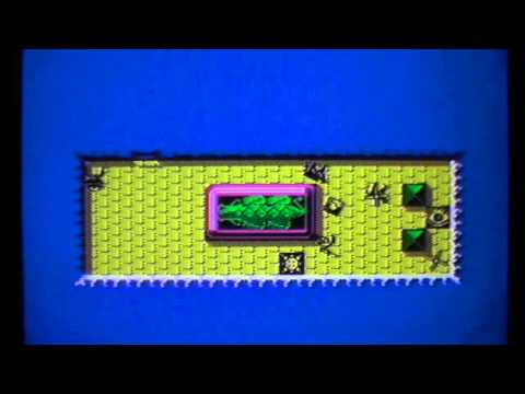 Let's Compare: Ranarama - C64 vs. CPC vs. Spectrum vs. Atari ST