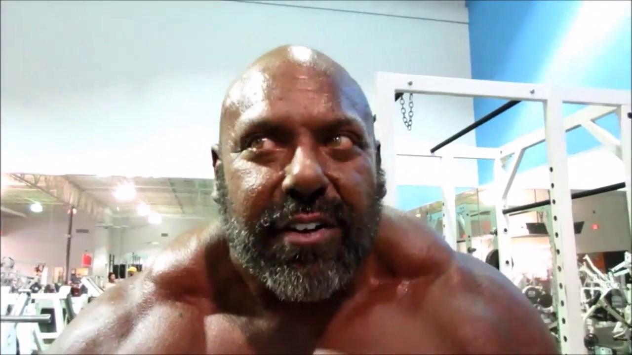 Big Lenny Motivation - Training Back - YouTube