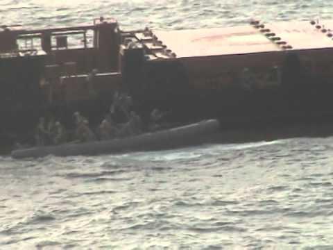 Pirates on Magellan Star taken down by Marines | Somalia