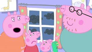 Peppa Pig Português Brasil - O TEMPORAL - Peppa Pig Peppa Pig thumbnail