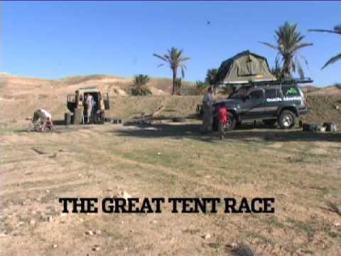 APB Trading Ltd - The Great Tent Race!