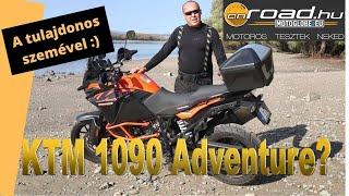 KTM 1090 Adventure teszt a tulajdonos szemével - Onroad.hu