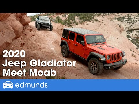 2020 Jeep Gladiator Prices, Configurations, Reviews | Edmunds