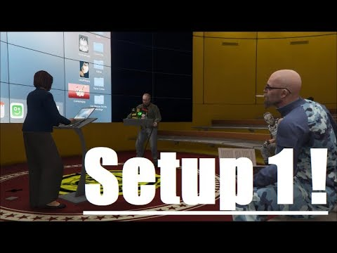 GTA Doomsday Heist Act 3 Setup 1 Rescue Agent 14