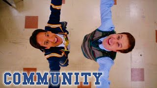 Abed Is Converted By Mr. Rad | Community