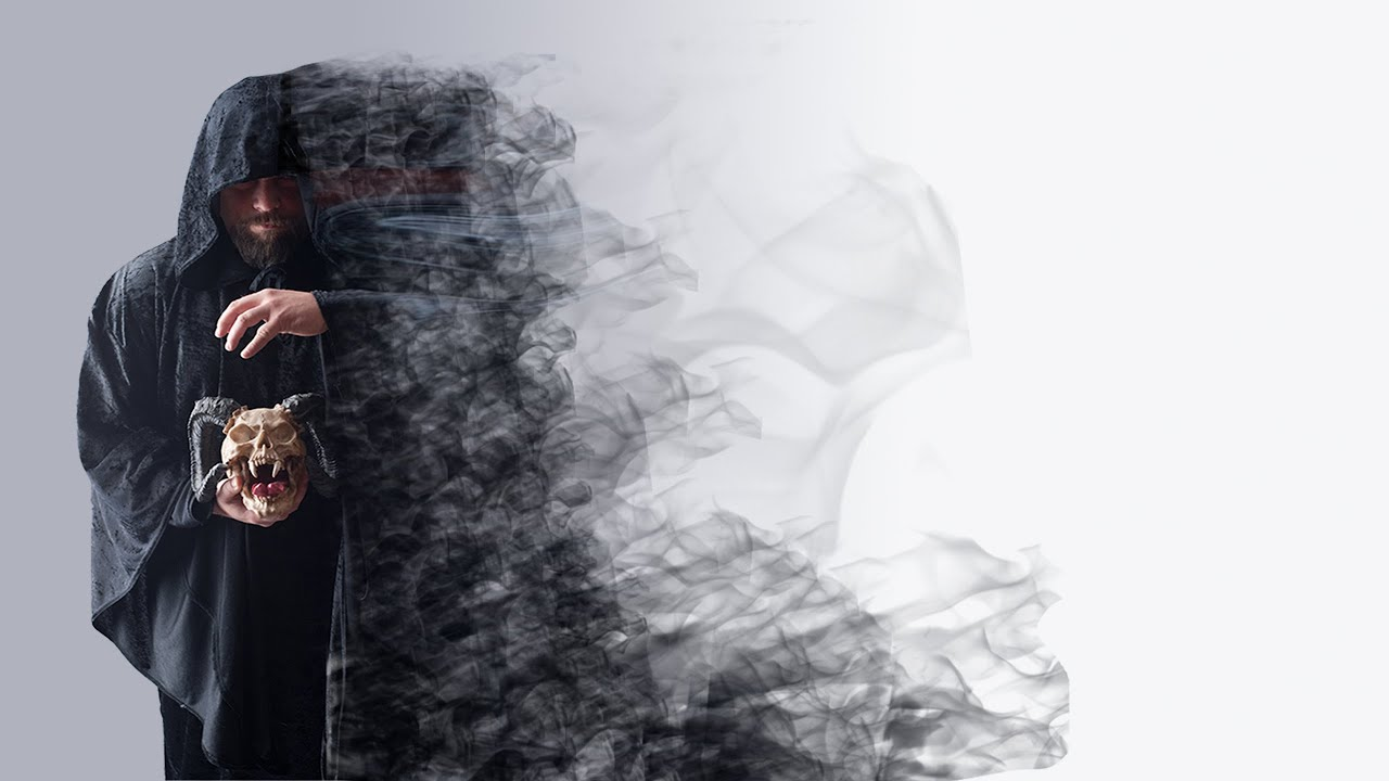 photo manipulation ideas photo editing example smoke