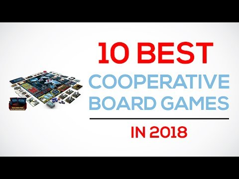 10 Best Cooperative Board Games in 2018 Reviews - YouTube