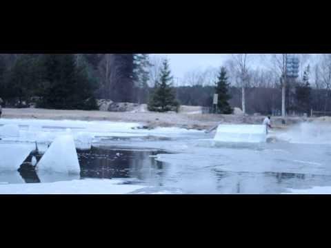 Mārupe Wake Park // Project BLACK ICE // Latvia 2014