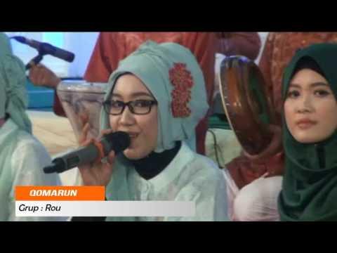 Qomarun Grup: Roudhotul Ma'wa(Pon pes Binaul Ummah Ploso Wonolelo Pleret Bantul)