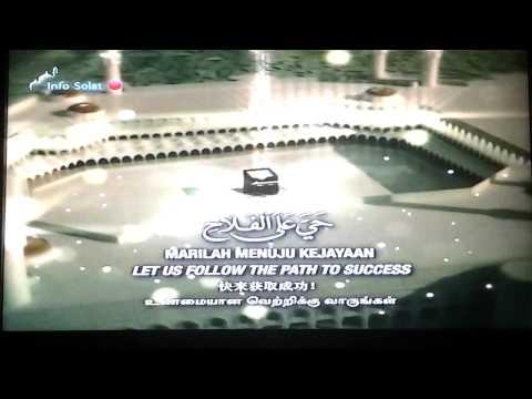 Azan Syahdu Imam Muda Nuri.mp4
