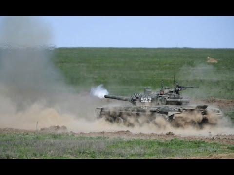 Lục Quân Nga Sử Dụng Những Xe Quân Sự Nào?