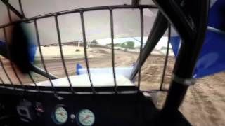 Limaland Motorsports Park | Sprint Car In-Car Camera