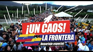 frontera colombia venezuela hoy