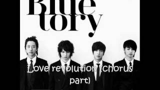 [ringtone + download] CN Blue - Bluetory