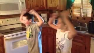 Kiser and Rachel burn up the dance floor!