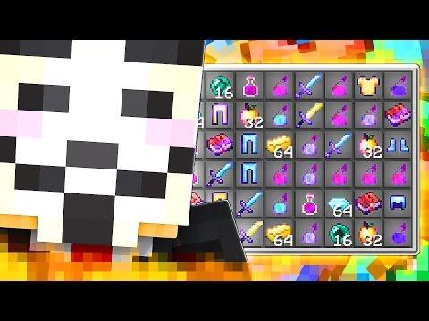 L'HACKER HA PERSO TUTTI I SOLDI E I MINERALI!! — SkyRealms | Minecraft ITA