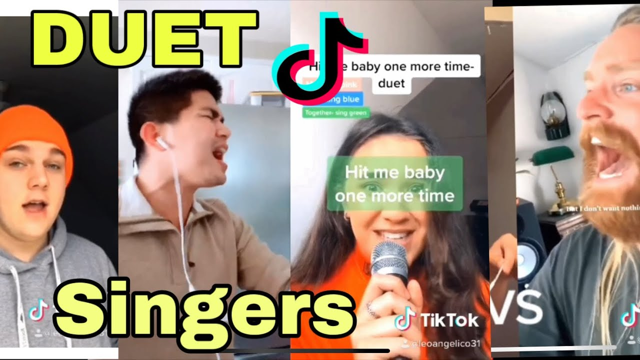 Love Nwantiti | tiktok singing compilation duo