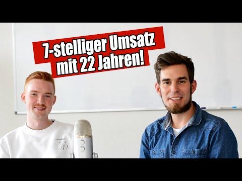 Mit 22 Jahren 7-stelliger eCommerce-Umsatz? Finn Fleischer digitalisiert sein Familienunternehmen!