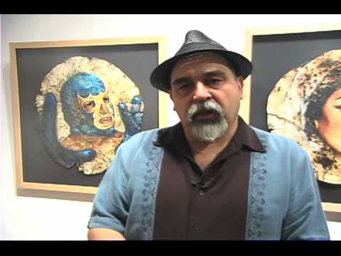 Los Angeles Murals, Chicano Art: The work of Chicano Art