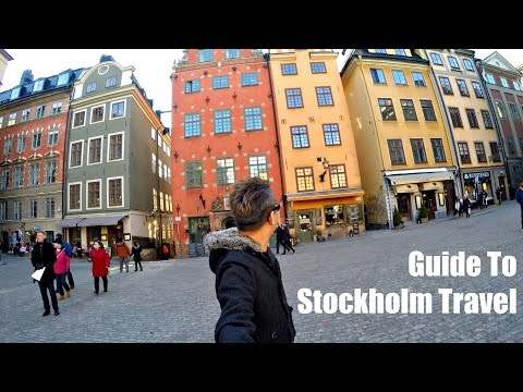 Wanderlust In Stockholm (Travel Guide Vlog 3)