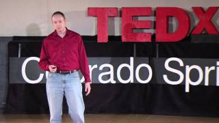Why passwords are actually important | Aron Foster | TEDxColoradoSprings