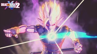 Best Fuu Skillset and Transformation - Dragon Ball Xenoverse 2 Mods