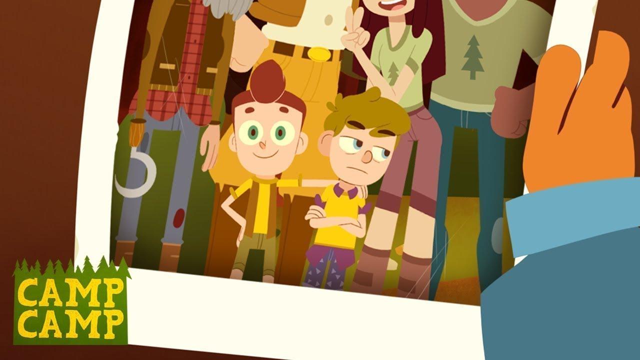 Download Season 3, Episode 5 - Dial M For Jasper   Camp Camp