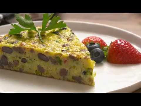 HSN | Good Food Fast: Southwest Sausage and Cornbread Breakfast Casserole