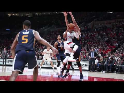 Mini movie: Portland Trail Blazers open 2016-17 NBA season with a W