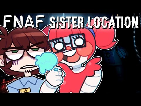 FUN TIMES WITH THE FUNTIMES / Sister Location / Jaltoid Games