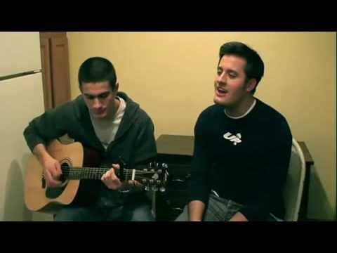 Jason Mraz I m Yours Me singing Nick Pitera Rudy P...